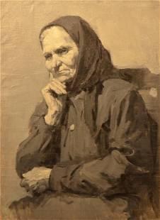 Evgeniy SPITSEVICH (1931) Russian - Ukrainian