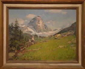 Ottorino I Campagnari (1910-1987) Italy
