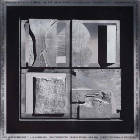 Lot Of 10 Prints By Louise Nevelson (1899-1988)