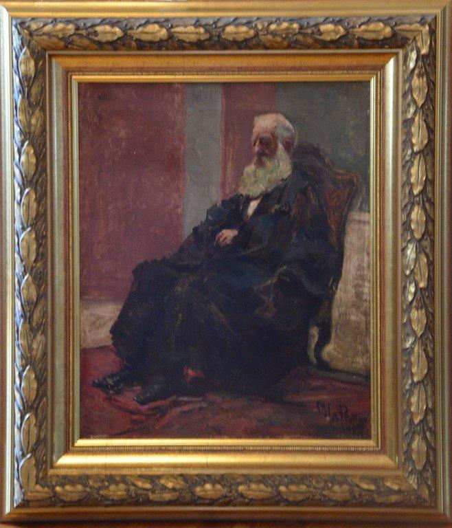 Il'ia REPIN (1844-1930) Ukrainian - Russian - Finland