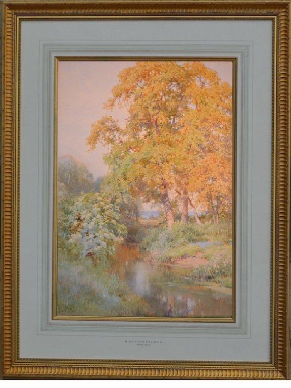 Harold Sutton PALMER (1854-1933) English