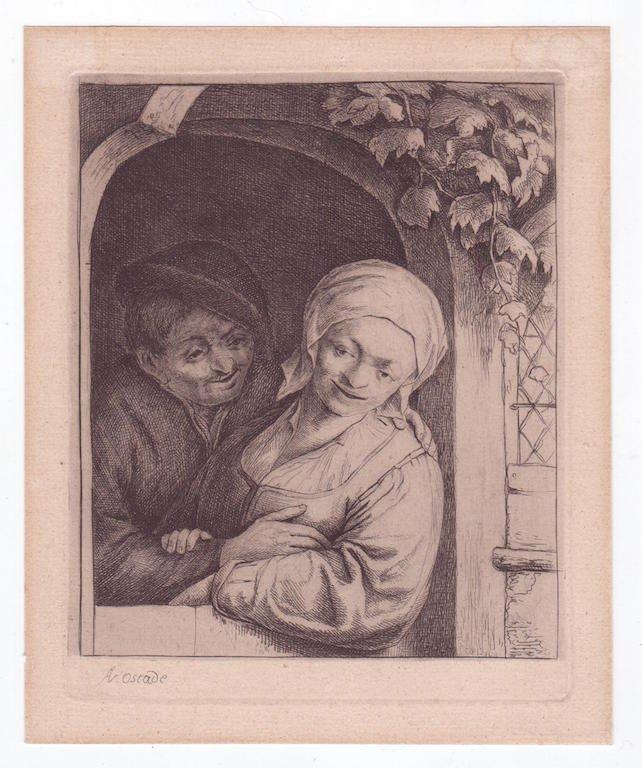 Adriaen VAN OSTADE (1610-1685) Dutch