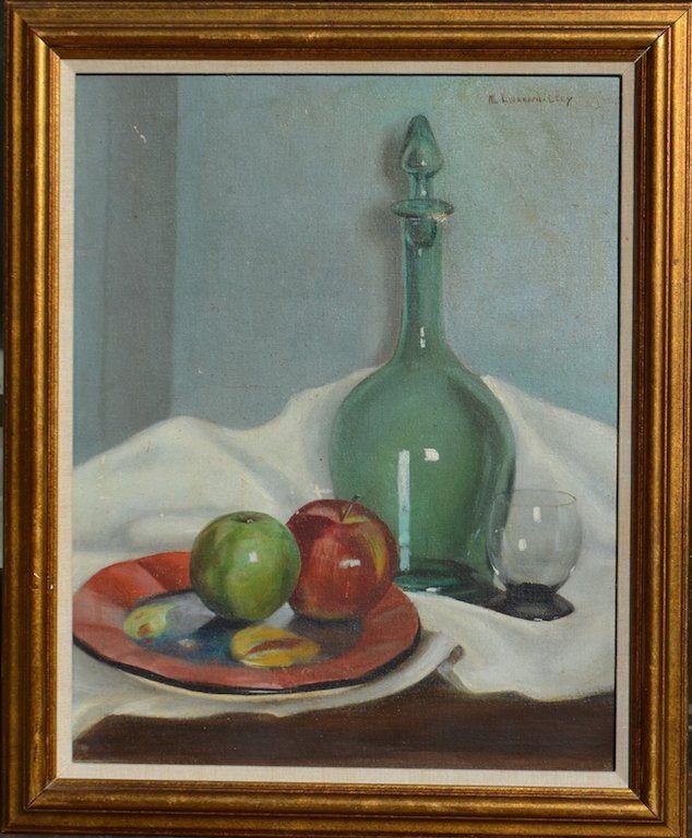W. AUERBACH-LEVY (1889-1964) Russian - American