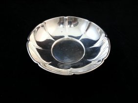 Sterling Silver Gorham Bowl