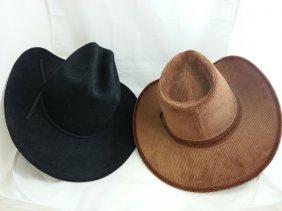 2 Hats: Resistol And Brahma, Bailey