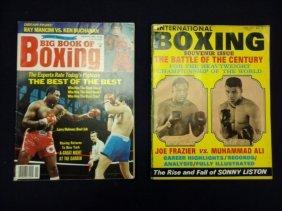 Boxing Magazine Lot