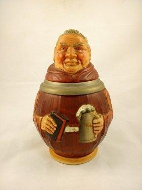 Beer Stein Monk