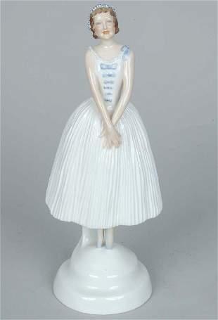 Royal Worcester Ballerina