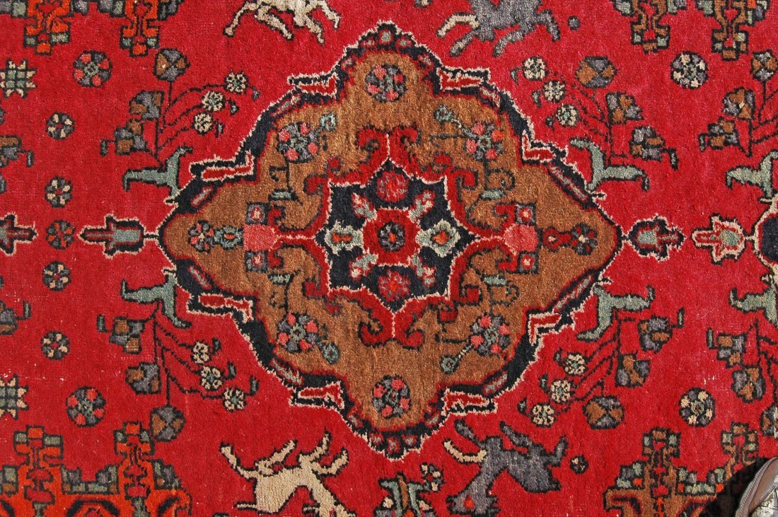 "3' 10"" X 13' 8"" LILLIHAN CARPET - 2"