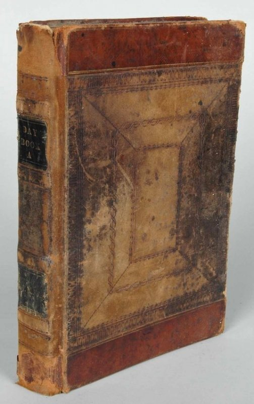 EARLY BALTIMORE ACCOUNT BOOK 1845-1868