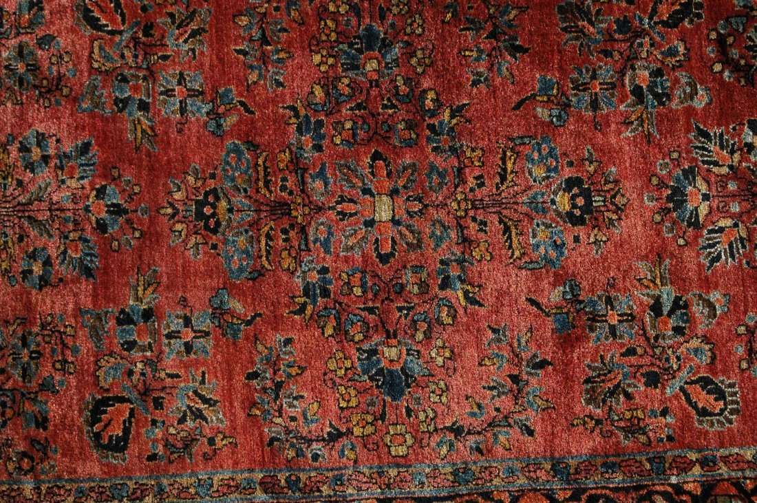 "3' 5"" X  5"" SAROUK CARPET - 2"