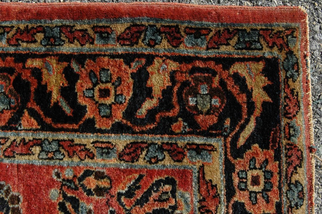 "3' 5"" X  5"" SAROUK CARPET - 3"