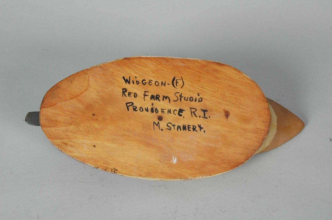 WIDGEON, M. STANERY, RED FARM STUDIO, PROVIDENCE, RI - 3