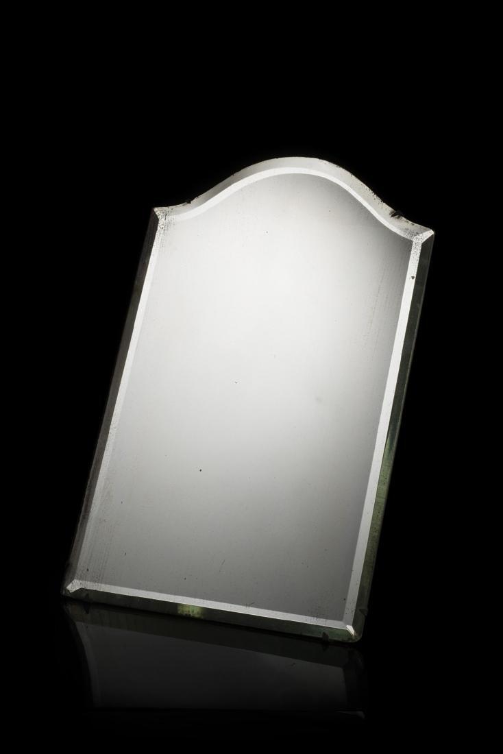 Luigi Fontana & C - Table mirror. Milan, 1920. Marked