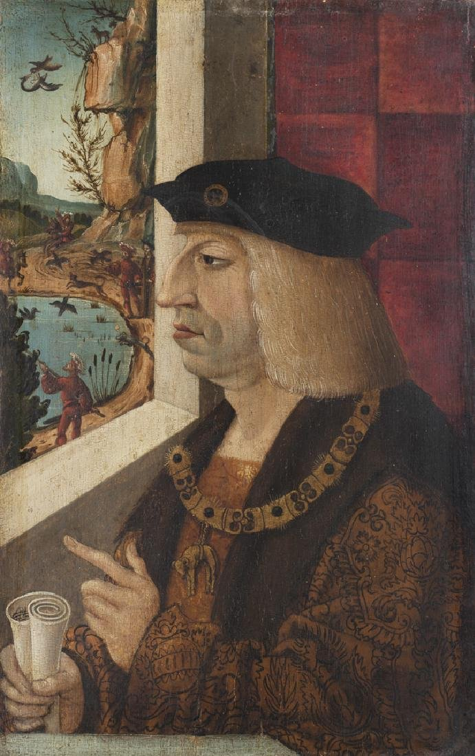 16th-century Austrian master (manner of Bernard Strigel