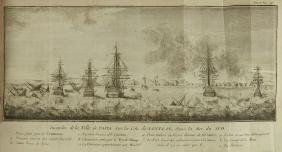 ANSON, George (1697-1762) -- Richard WALTER (c.