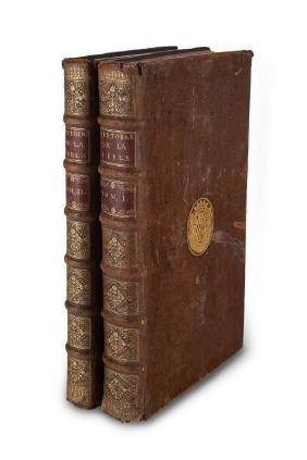 [MARTIN, David (1639-1721)]. Histoire du Vieux et du