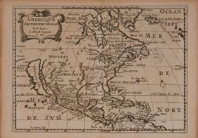 SANSON, Nicolas (1600-1667). L'Europe en plusieurs