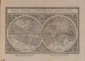 TOLOMEO, Claudio (c.100-c.170). Geografia cio�