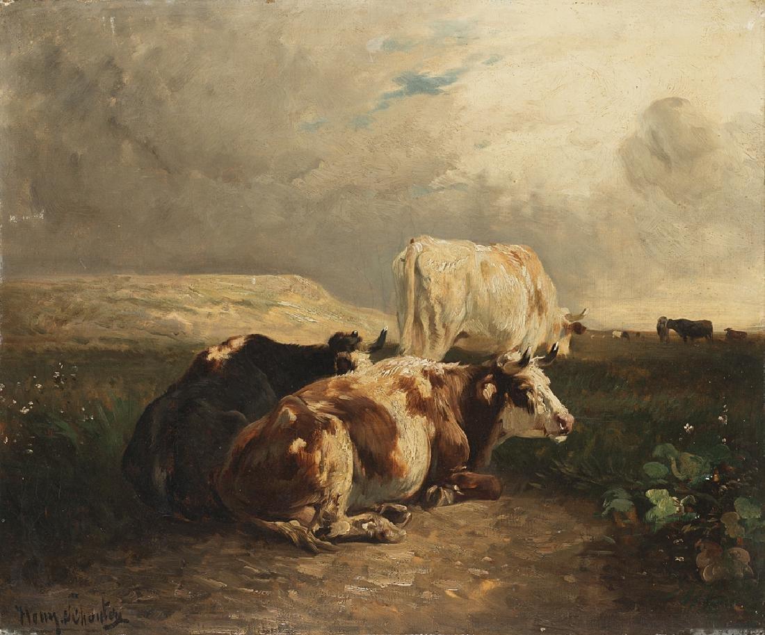 Henry Schouten (Indonesia 1864 - Gand - Belgio 1927)