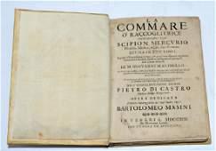 Scipione Mercurio. La Commare. Venezia: Domenico