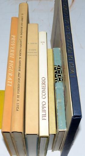 (libri-arte) Lotto Di Sette Opere Sulla Miniatura, Le