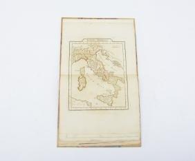 Atlas De Tableaux De Cartes... Parigi: Bernard, 1804.