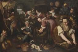 Maestro lombardo del secolo XVII, da Vincenzo Campi