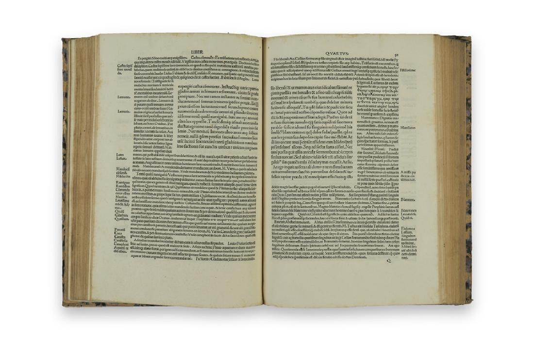 APULEIO (125-170 D.C.) - Commentarii a Philippo