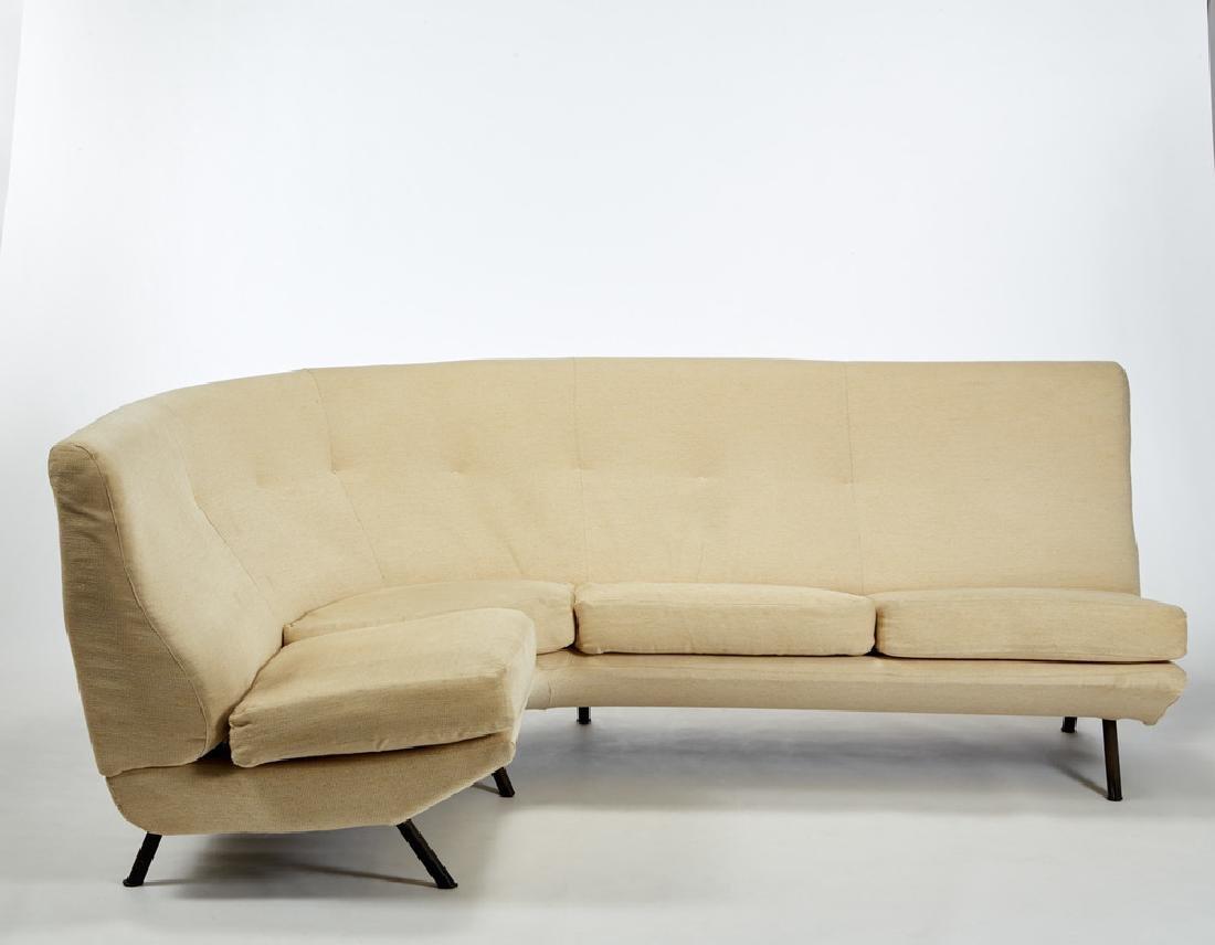 Marco Zanuso (Milano 1916 - Milano 2001) A four-seat