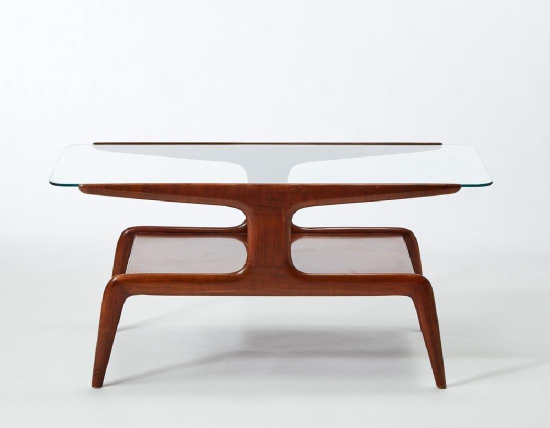Gio Ponti (Milano 1891 - Milano 1979) A double-shelf