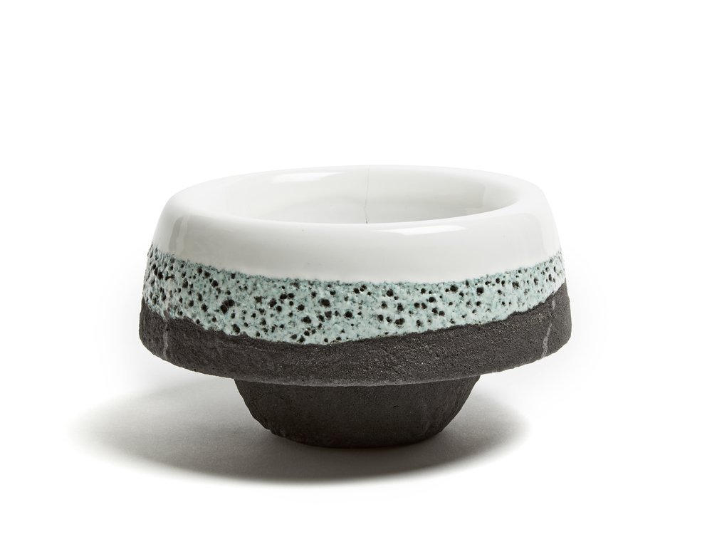 Ettore Sottsass (Innsbruck 1917 - Milano 2007) Ceramic