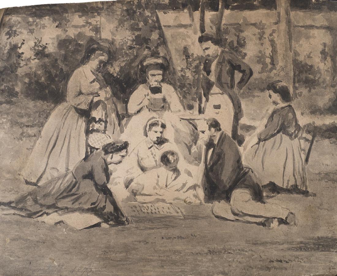 Luigi Bertelli (Caselle Di San Lazzaro Di Savena 1832 -