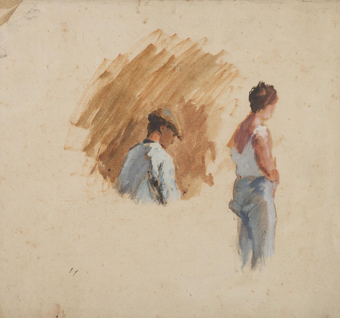 Francesco Paolo Michetti (Tocco da Casauria 1851 -