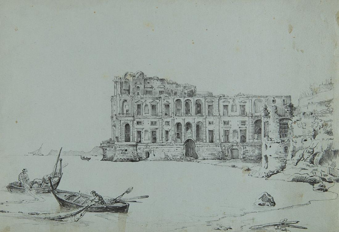 Jacopo di Paolo Marieschi (Venezia 1711 - 1794)(attr.)
