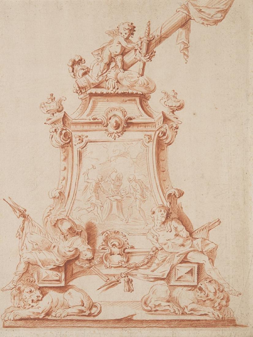 Vittorio Maria Bigari (Bologna 1692 - 1776)(attr.)