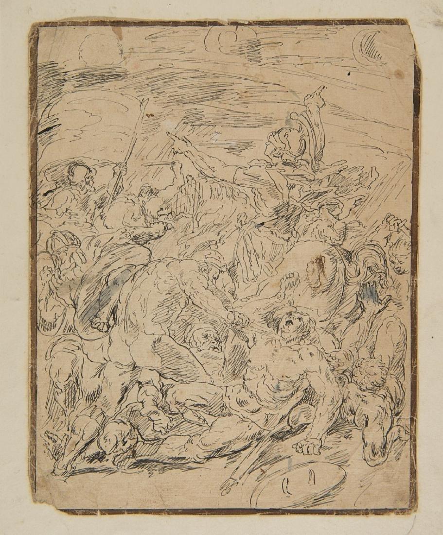 Raymond Lafage (Lisle-Sur-Tarn 1656 - Lione