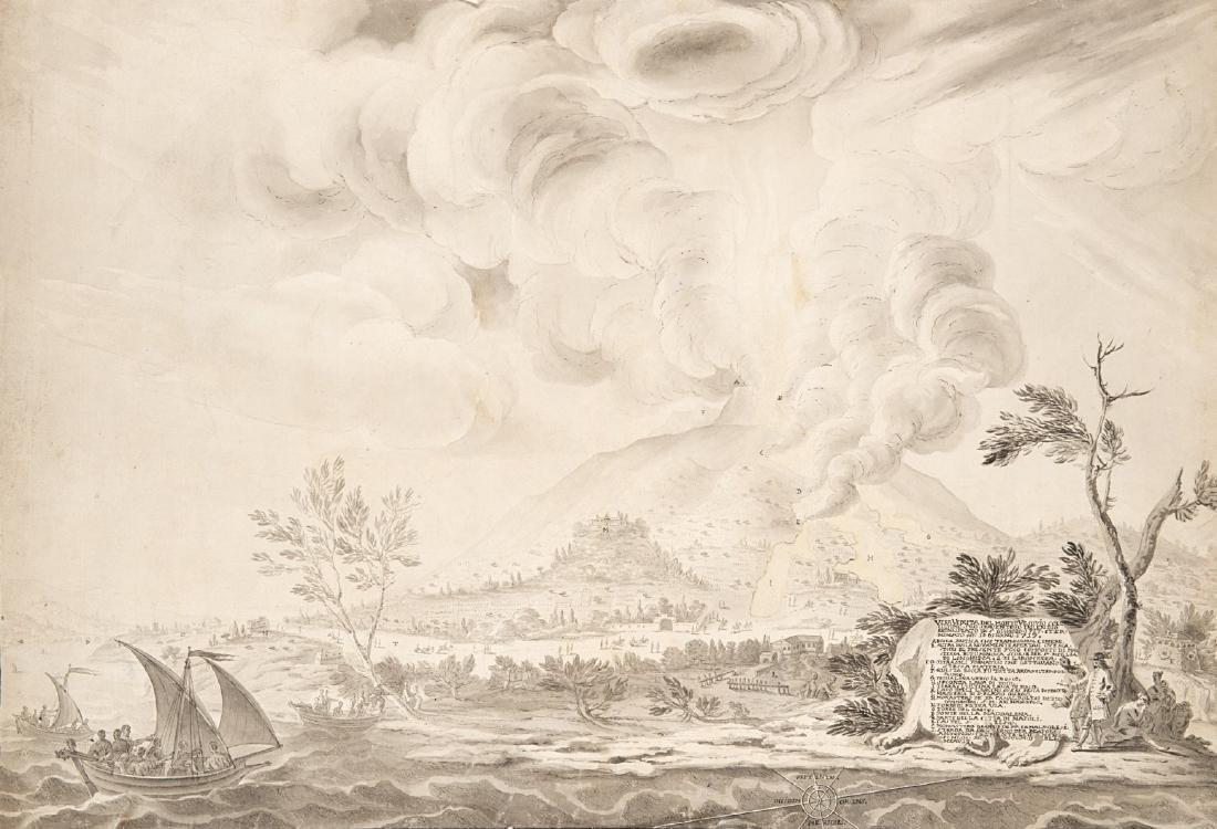 Anton Clemens Lunenschloss (Dusseldorf 1678 - Wurzburg