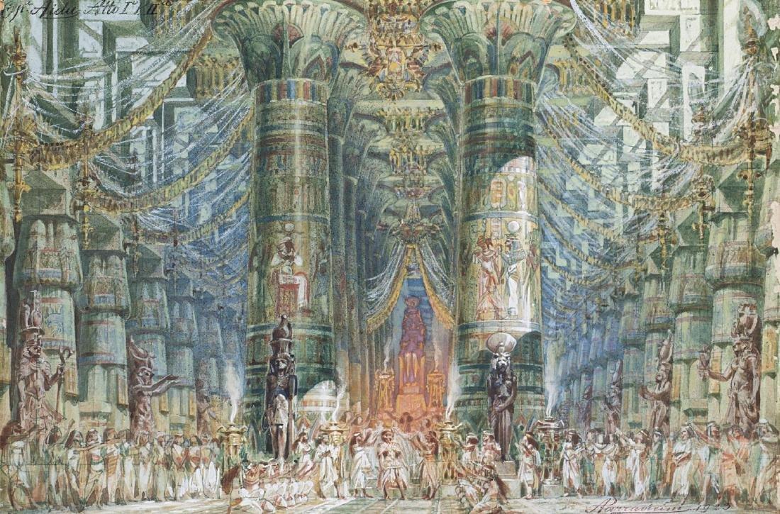 """Angelo Parravicini (Milano 1868 - 1925)""""Grande"""