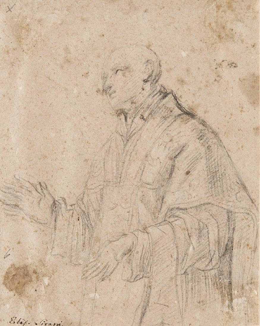 """Elisabetta Sirani (Bologna 1638 - 1665)""""Due studi di"""