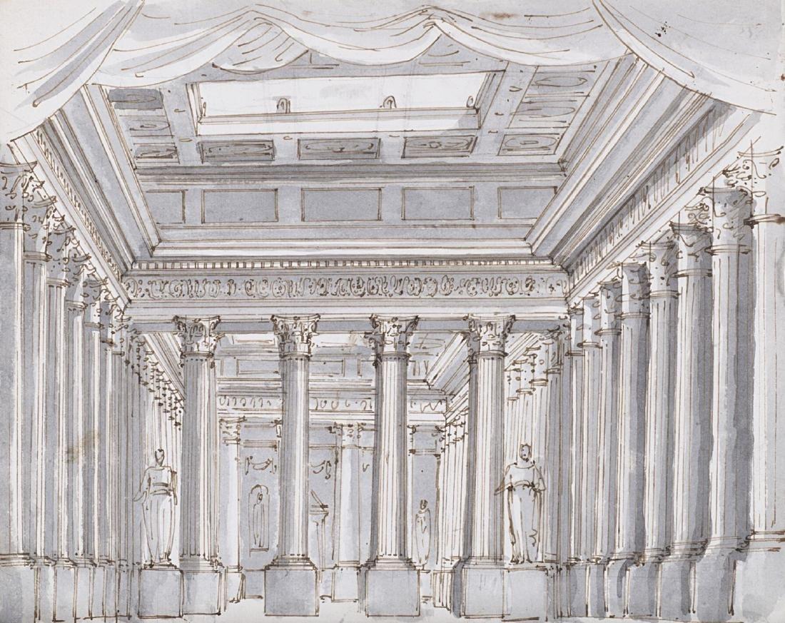 Pietro Gonzaga (Longarone 1751 - San Pietroburgo