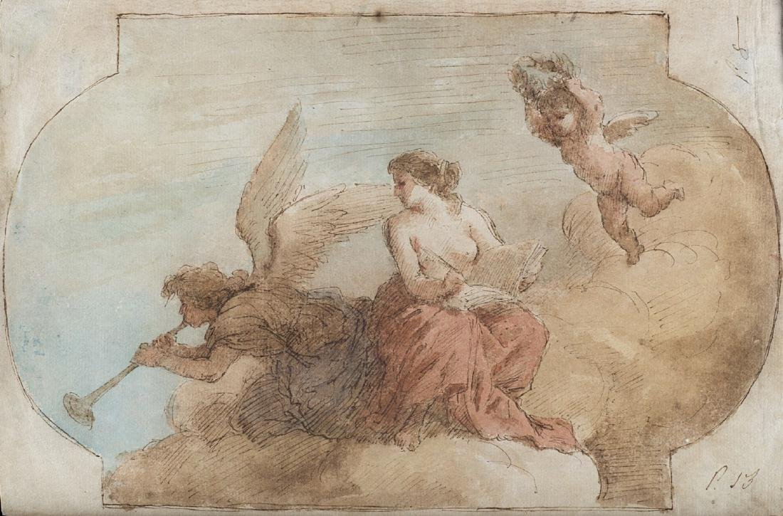 Jacopo Amigoni (Venezia 1682 - Madrid 1752)(attr.)