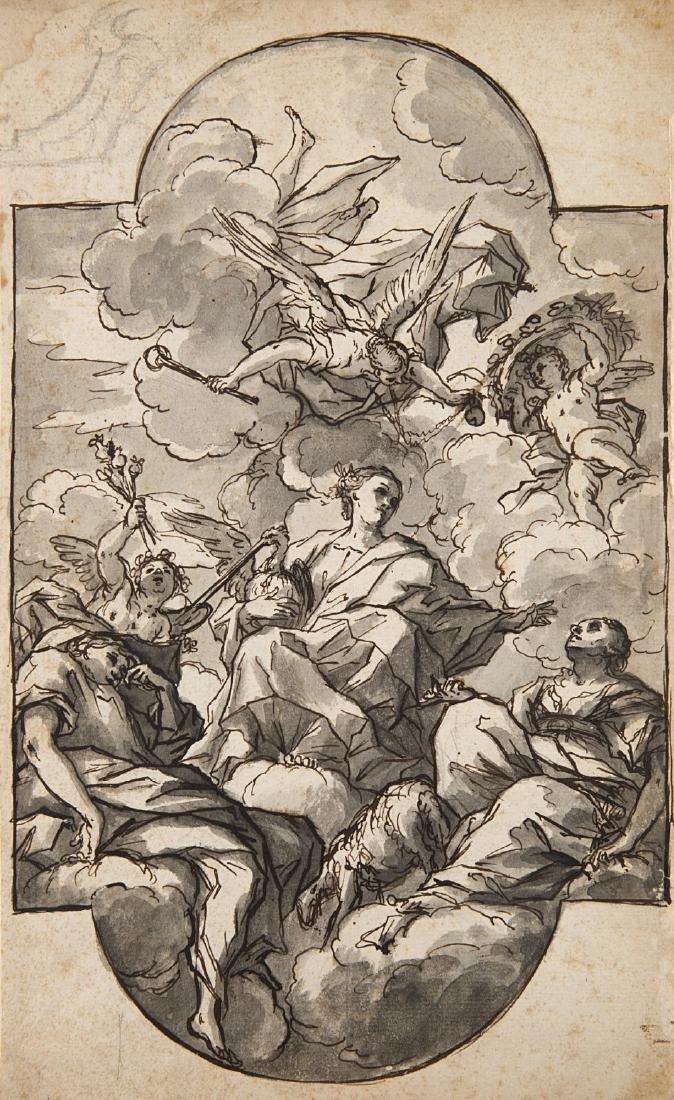 Giuseppe Nicola Nasini (Castel Del Piano 1657 - Siena