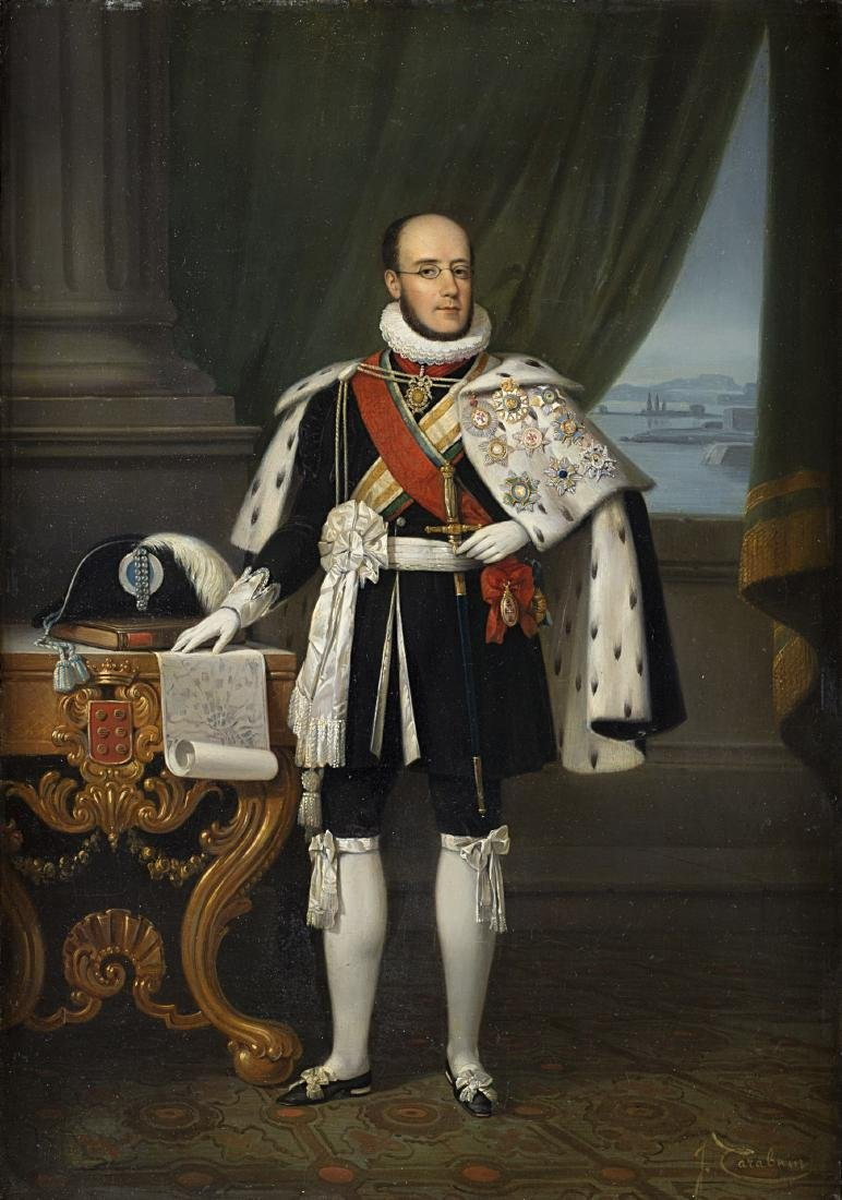 Jacques-Francois Carabain (Amsterdam 1834 - Schaerbeek