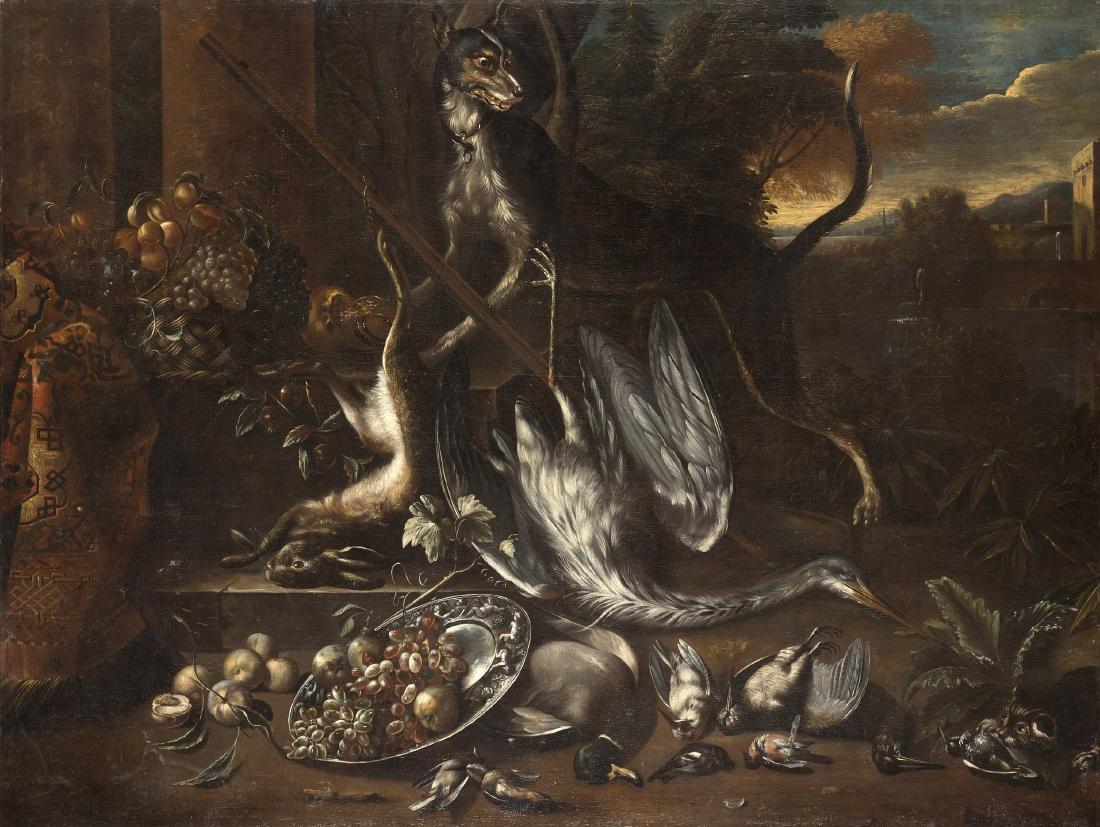 Ambito di Angelo Maria Crivelli, secolo XVIIINatura
