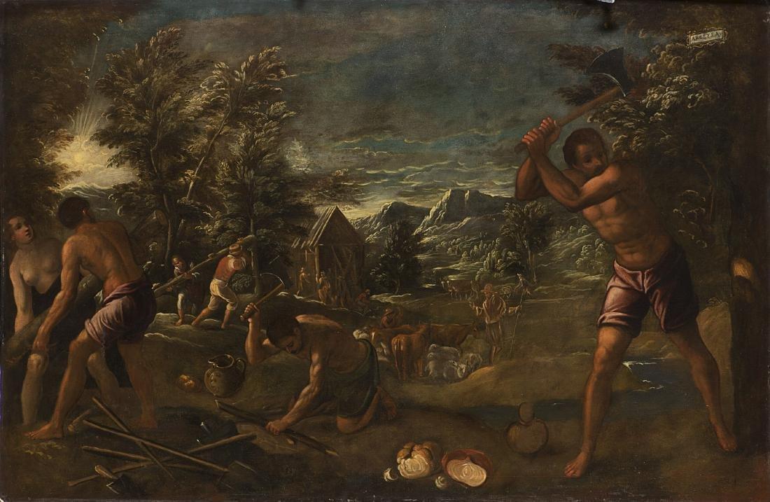 Scuola veneta della fine del secolo XVIL'età