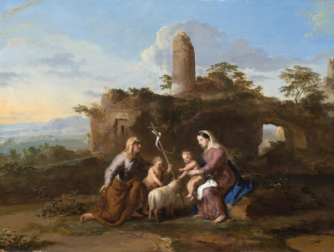 Cornelis Van Poelenburgh (Utrecht 1594 - Utrecht