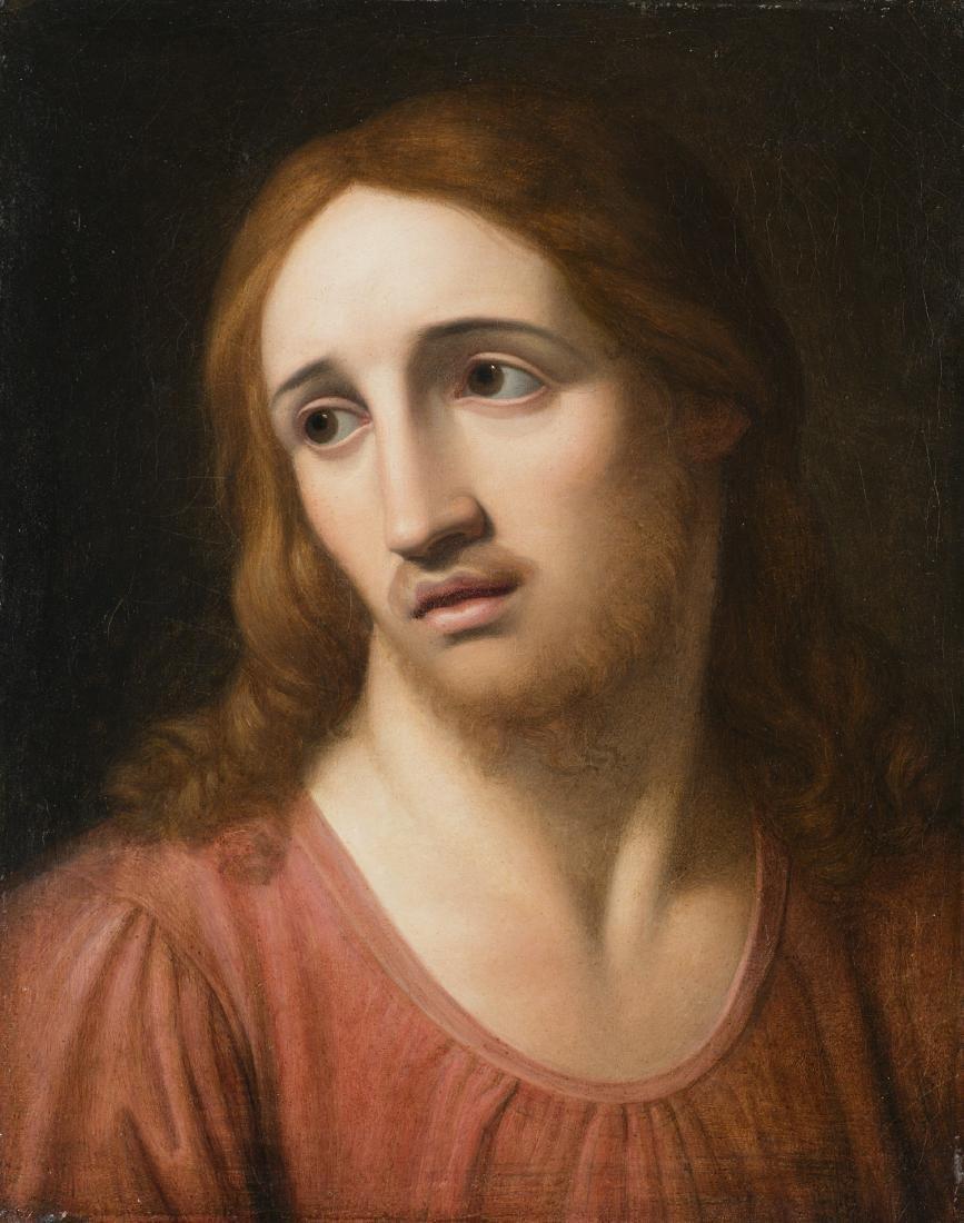 Gaspare Landi (Piacenza 1756 - 1830)(attr.)Volto di