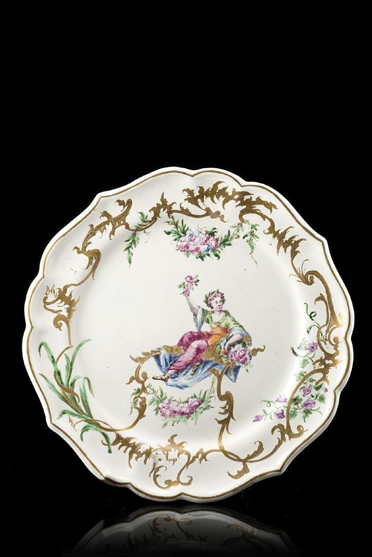 Manifattura di Felice Clerici, Milano 1760 circa.
