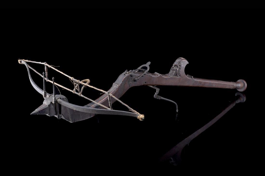 Balestrino a pallottole da caccia ai volatili, Toscana,